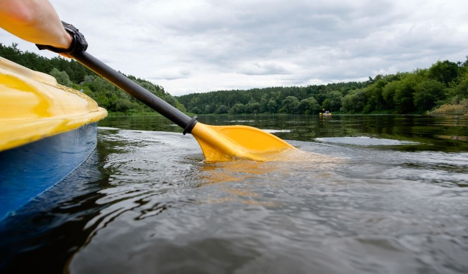 Share your stories to support improving water quality standards for the Delaware River! 13