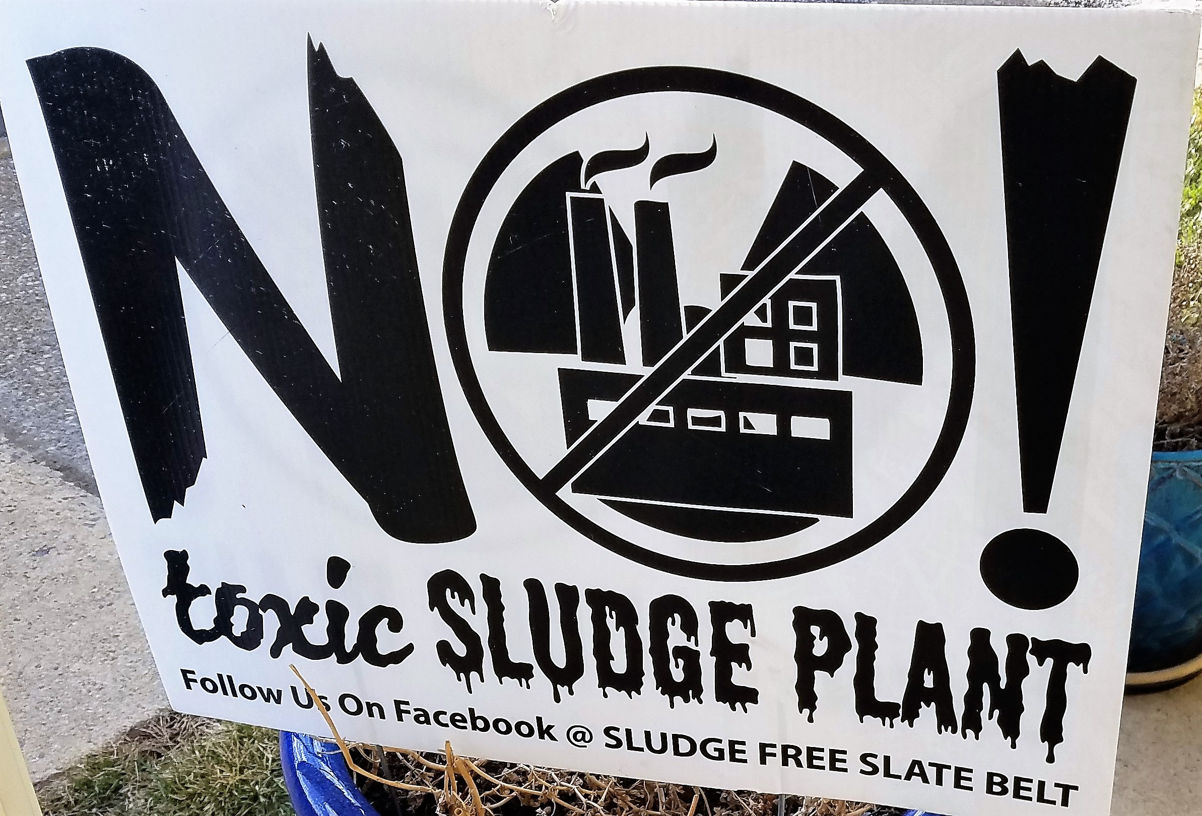 Tell PADEP NO to the Synagro Sludge Plant!18